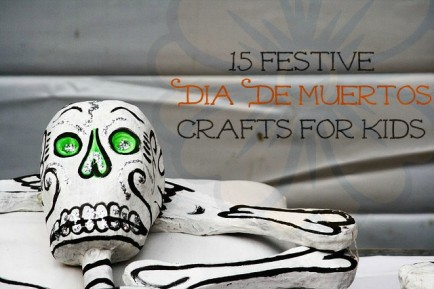 Dia de Muertos crafts for kids