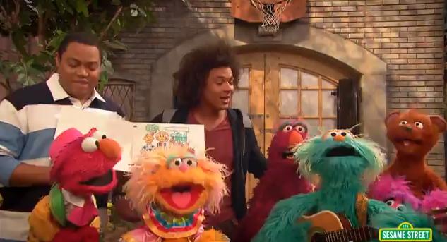 Mi Amiguita Rosita Sesame Street