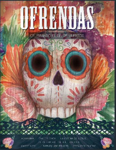 Free ebook: Ofrendas -- Celebrando el Dia de Muertos