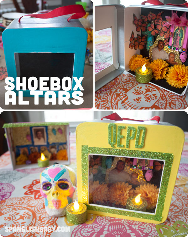How to Make Day of the Dead Mini Altars and Shrines