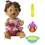 Baby Alive Baby All Gone Bilingual by Hasbro