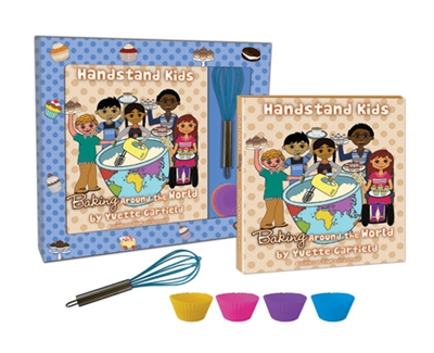 Baking Around The World Kit by Handstandkids -- SpanglishBaby's 2013 Holiday Gift Guide for Bilingual Kids