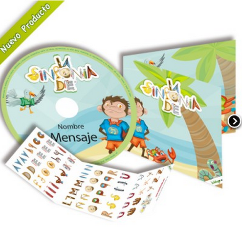 Lanugo -- La Sinfonía de -- SpanglishBaby's 2013 Holiday Gift Guide for Bilingual Kids