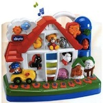 Bilingual Talking  Farm Toy by Chicco