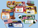 Celebrations Around The world Activity Kit by Lakeshore
