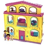 Fisher-Price-Dora-The-Explorer-Playtime-Together-Dora-and-Me-Dollhouse
