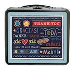 Kids International Gratitude Lunchbox