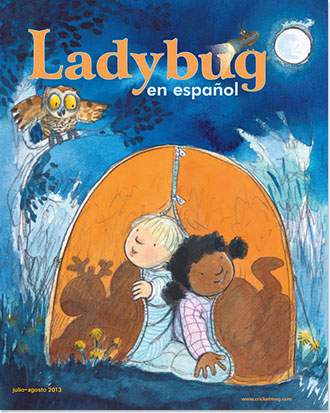 LADYBUG en español Magazine for Kids -- SpanglishBaby's 2013 Holiday Gift Guide for Bilingual Kids