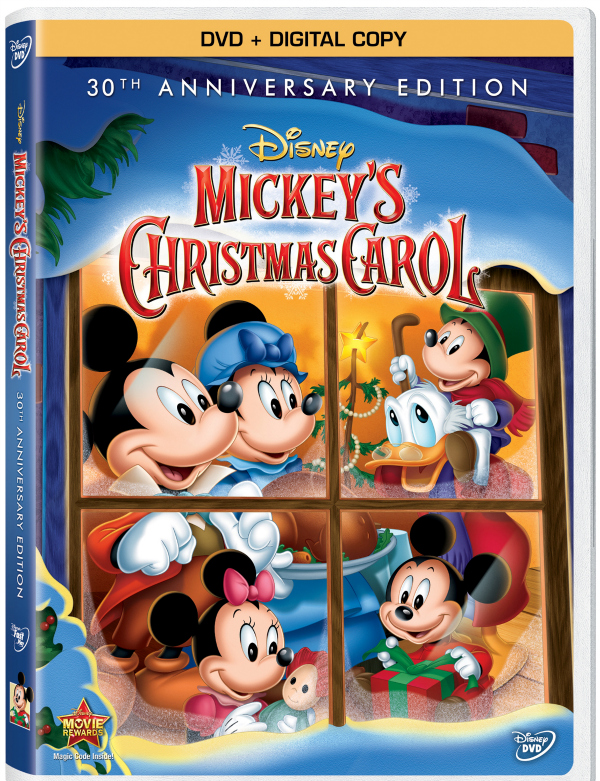 MickeysChristmasCarol30thAnnEditionDVDDigitalCopy