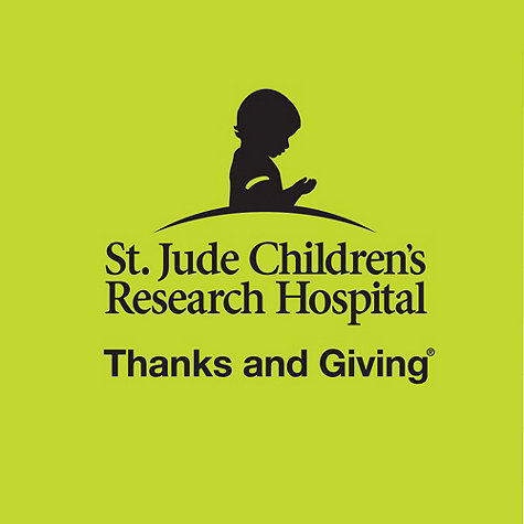I'm Thankful for St. Jude Children's Research Hospital