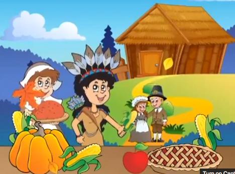 Historia de Thanksgiving