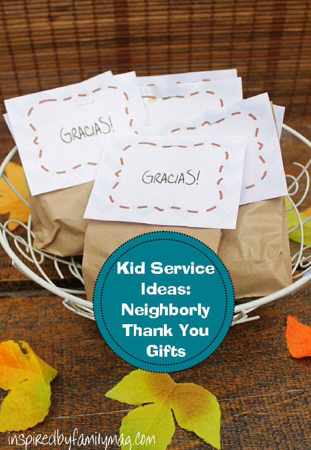 neighborly thank you gift ideas