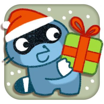 Multilingual Christmas app: Pango en Navidad -- SpanglishBaby.com
