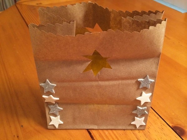 Las Posadas Craft: Make Your Own Farolitos