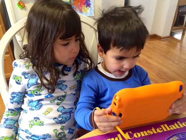 A New Year's Resolution That I Hope Will Keep My Kids Bilingual