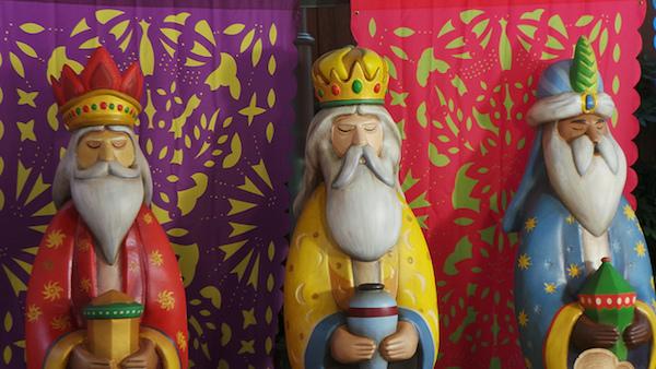 reyes magos disneyland