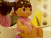 Ready for Potty Dora